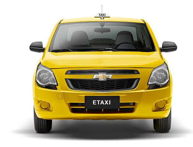 Etaxi, la unica app comercial multi-agrupación